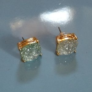 VINTAGE FAUX DIAMONDS